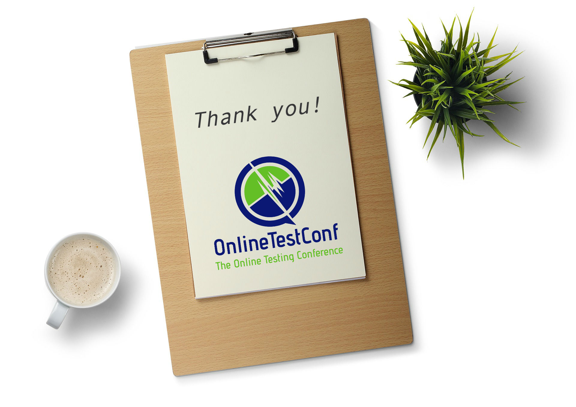 Japanese OnlineTestConf にご登録いただきありがとうございます。
