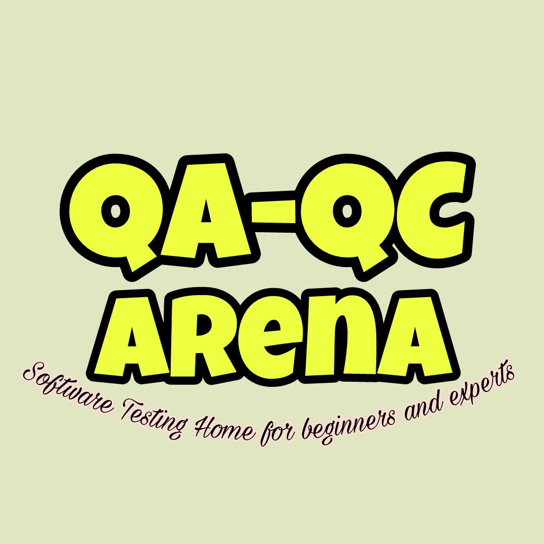 QA-QC Arena=Logo
